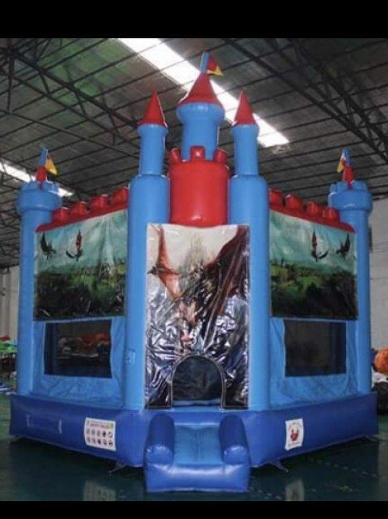 The Knight's Castle
